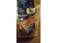 * * * * Moon White Tile Grout Mapei 5kg NEW * * * *