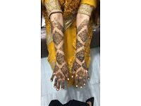 Pro Mehndi Artist London - Bridal/Party/Events