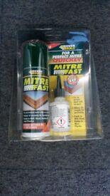 Mitre adhesive kit. 100g + 400ml