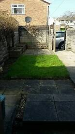 2 bed terraced house - no chain - recently decorated