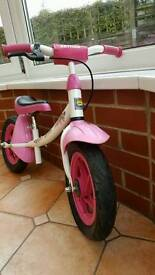 Kettler Girls Balance Bike