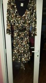 Tiana B dress size x- large