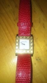 Christian dior watch females £80 ONO retail £350 great condition