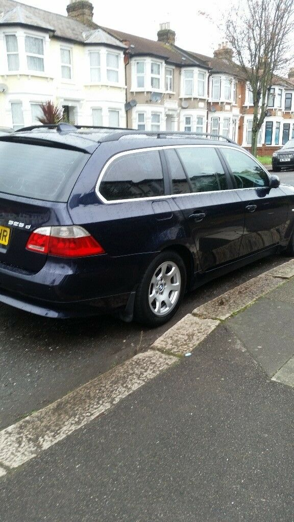 BMW 525d manual 6speed quick sale