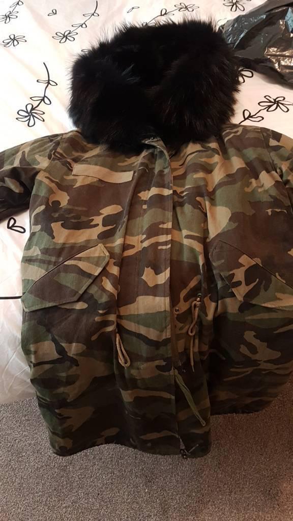 Designer coat size 14 /16
