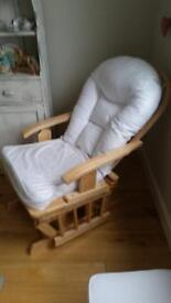 Rocking chair - REDUCED