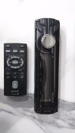 Sony CD/DAB/USB/AUX car stereo with remote control
