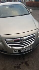 Vauxhall insignia 2.0l cdti automatic prefect working order with 8months mot asking £3300