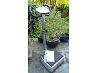 Vibration Plate Power Trainer Body Sculpture BM-1500 fitness gym excercise