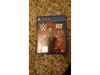 WWE 2K18 PS4 Playstation 4