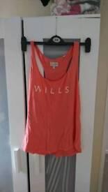 Size 14 jack wills vest