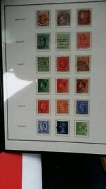 stamps monarchs of the century