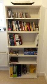 Bookcase, IKEA model, white, bargain