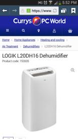 logik Dehumidifier