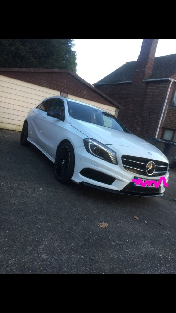 mercedes benz aclass a220 amg in great barr west. Black Bedroom Furniture Sets. Home Design Ideas