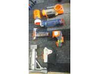 nerf magazines and attachments