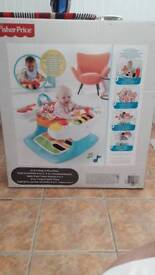 fisher price 4 in 1 step n play