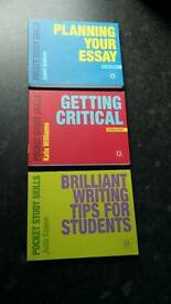 Writing help books for students