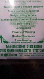 Tree services company you can trust