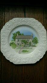 Burleigh plate