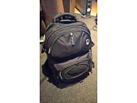 Black Sports Backpack