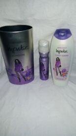 Limited Edition Impulse London Fragrance & shower gel