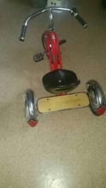Schwinn Roadster bike/go cart trike