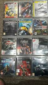Ps3 games 27 in total