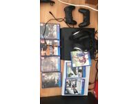 7 games Headset two controllers
