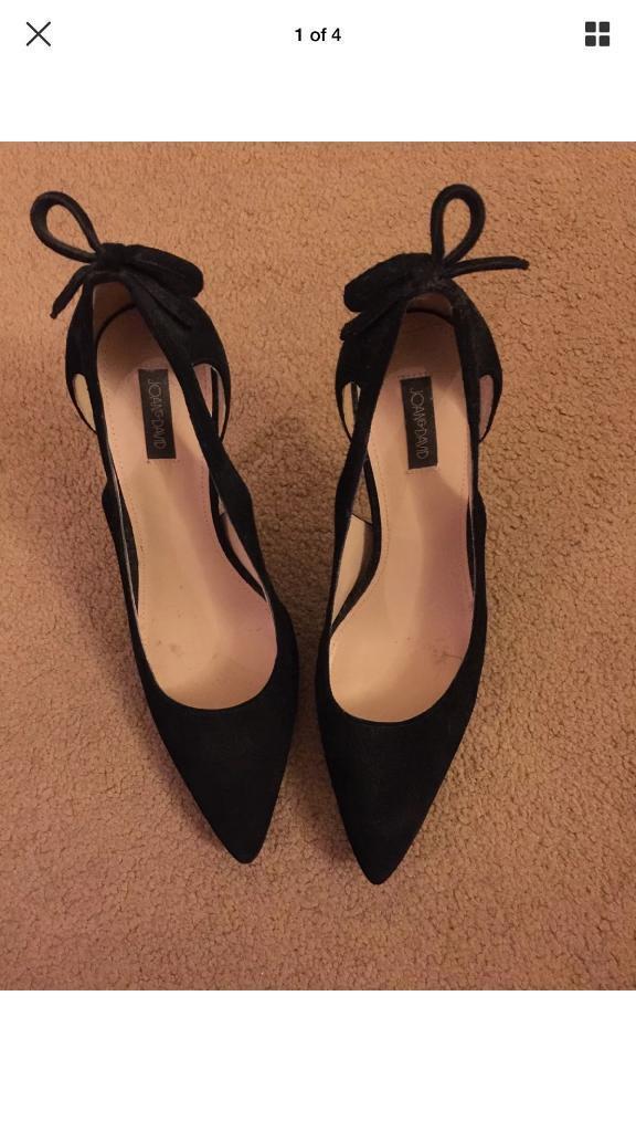Brand new Joan David heels, black, 5 1/2