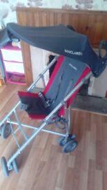 Mcclaren elite pushchair