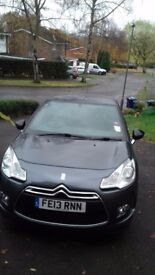 Citroen ds3. 13 plate. £5500. 48,000 miles. Lady owner
