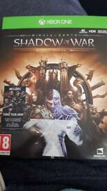 Shadow of war gold edition, cash or swap