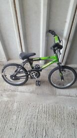 Childrens raleigh balance bike