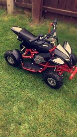 49 Cc petrol quad bike