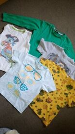 Boys clothes 7-8years