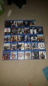 29x Ps4 game bundle £1200 worth!