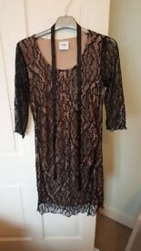 Lace Maternity Party Dress