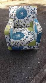 DFS armchair