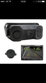 3 in 1 reverse camera car brand new boxed