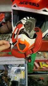 acerbis mx helmet
