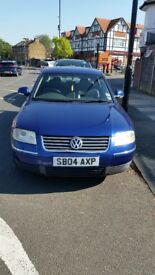 VW Passat 2.0L Petrol Manual 2004