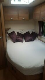 For sale Bailey Unicorn Almeria 4 berth caravan incl movers