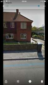 4/5 bed house in chesterfield Derbyshire