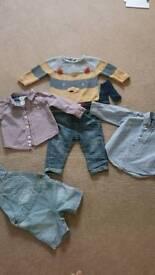 Baby boys bundle