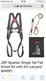 JSP harness
