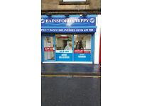 Bainsford chippy to rent £800PCM