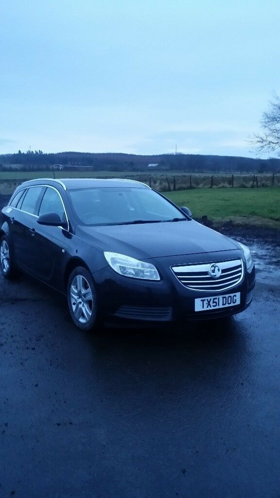 insignia 2010 diesel estate swap for a 4x4