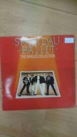Vinyl Spandau Ballet