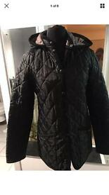 Lavenham women's hooded quilted jacket